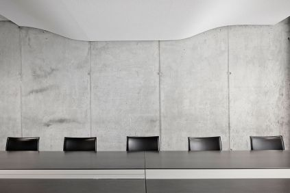 Fashionable modern office style with multiple design characters for different work zones (2)
