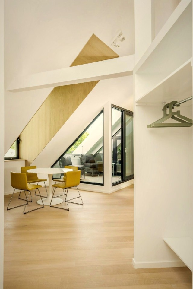 Sky parlour maximization with spoiling attic terrace concept to enjoy city view (2)