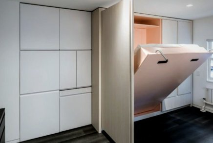 Small attic transformation project by MKCA converting small space into functional place for living (9)