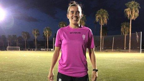 La crespense Sofía Schell se sumó a las prácticas en el Córdoba CF de España  - Superdeportivo.com.ar