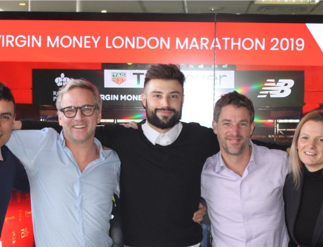 Team Elonex to Run the London Marathon for NSPCC!
