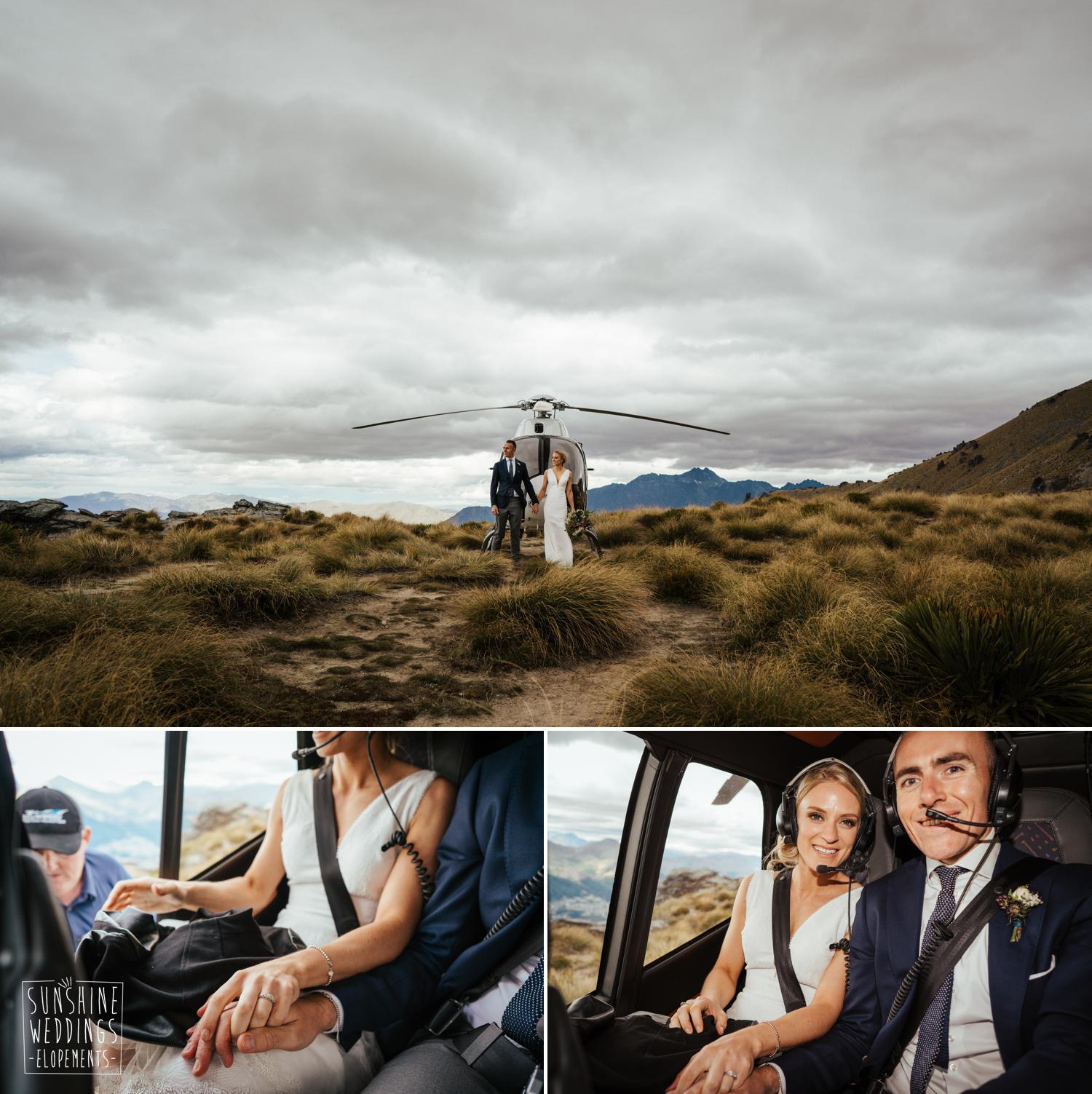Cecil Peak elopement wedding