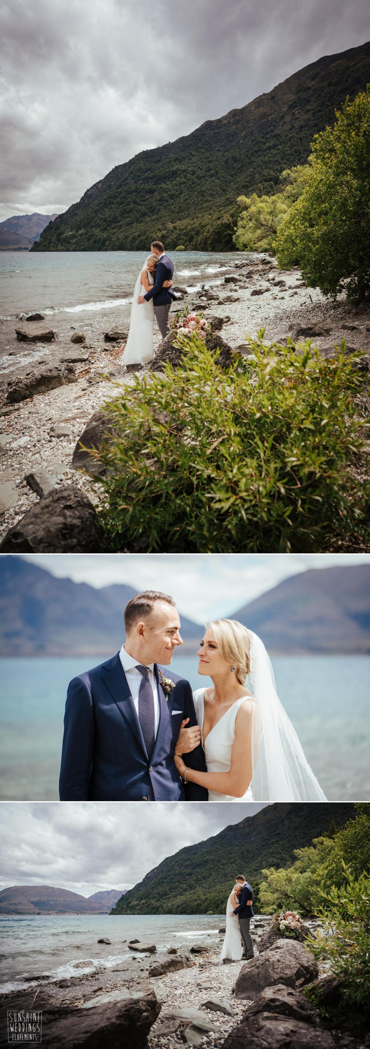 Elopement wedding planner Queenstown