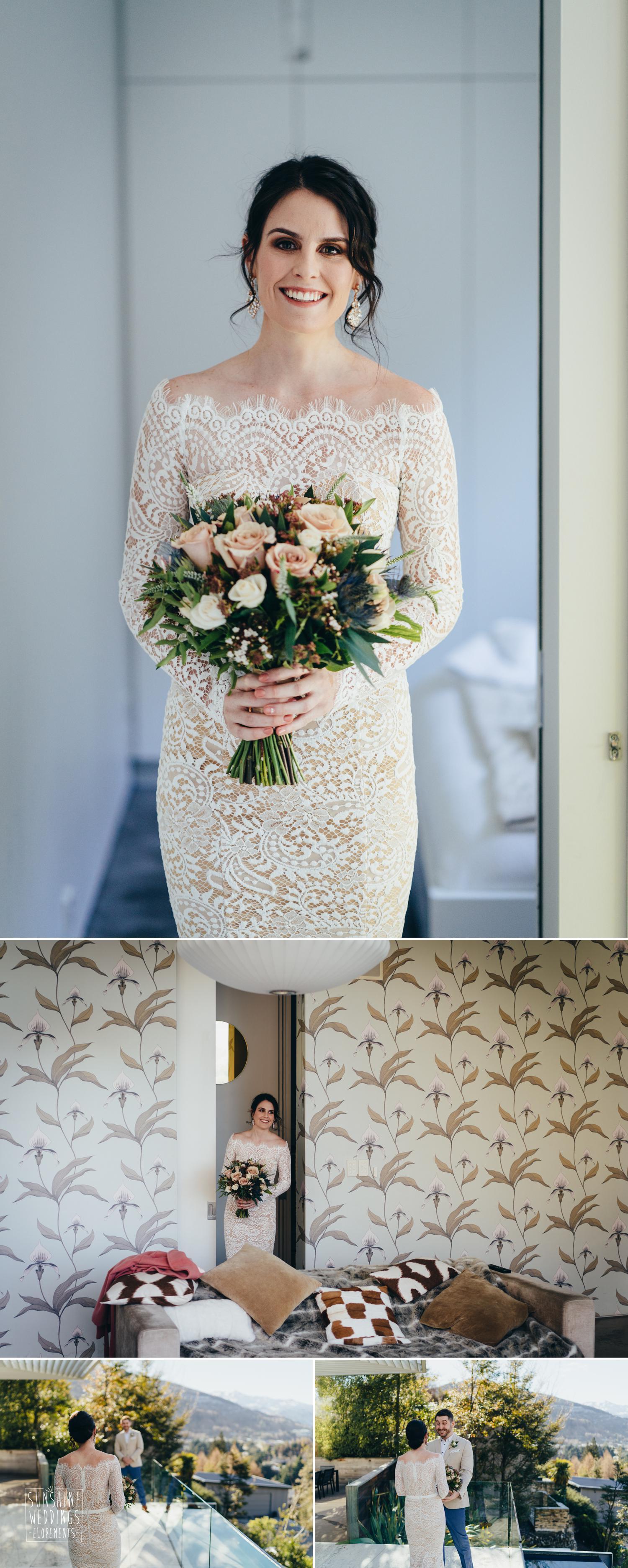 wedding bouquet, The flower room bouquet