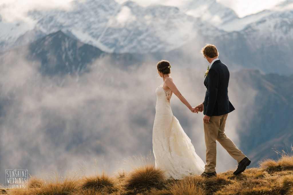 Elopement wedding packages