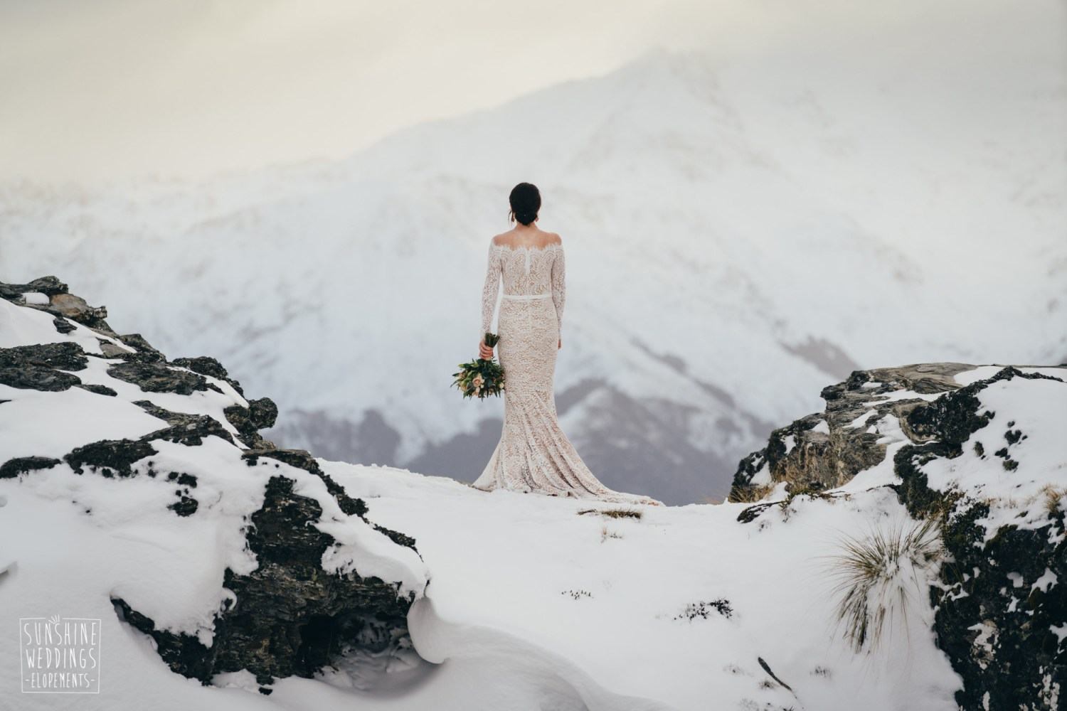 Cecil Peak wedding packages