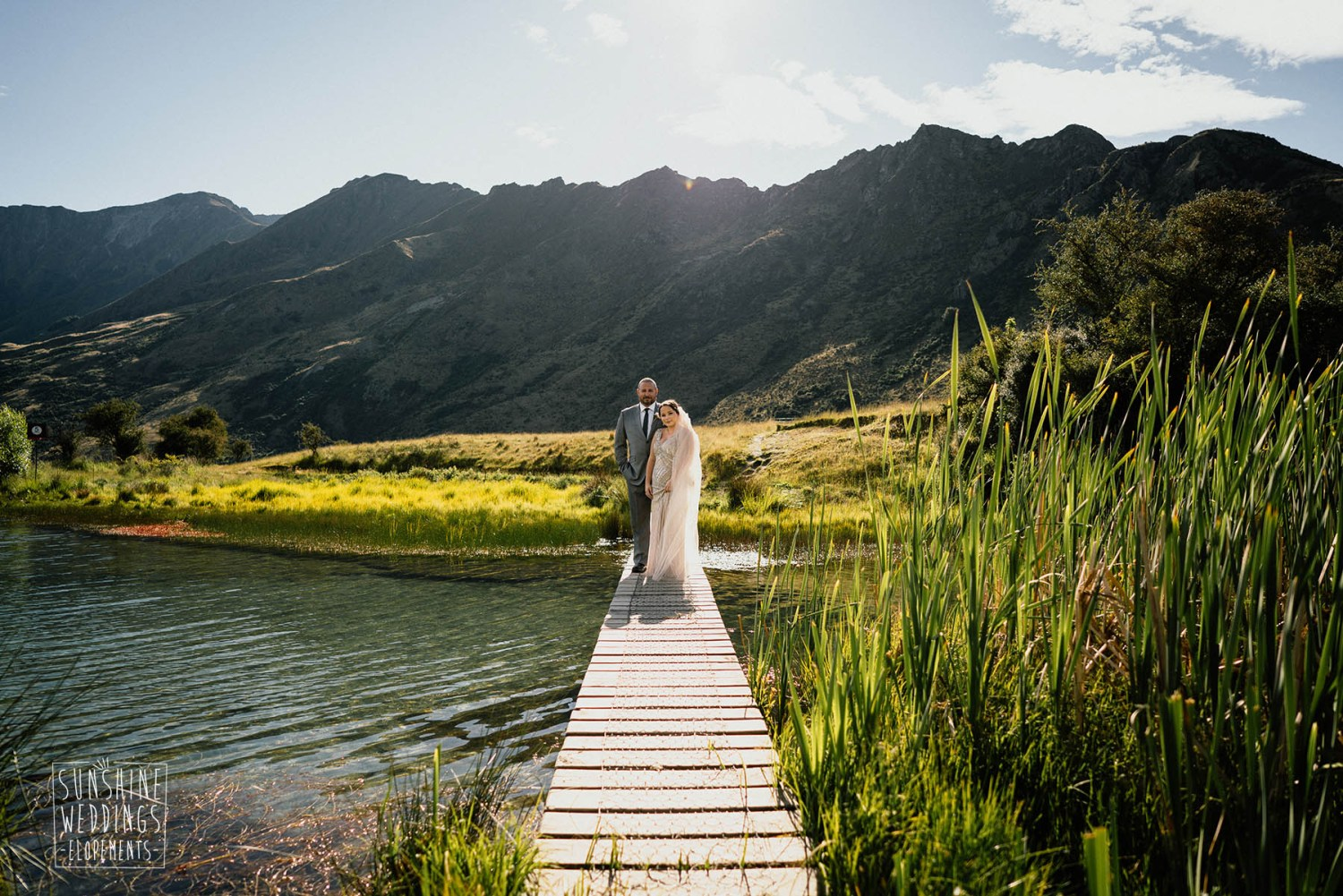 Moke lake wedding planner