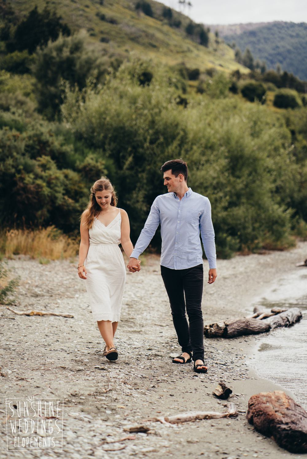 elope wedding lake wakatipu Queenstown