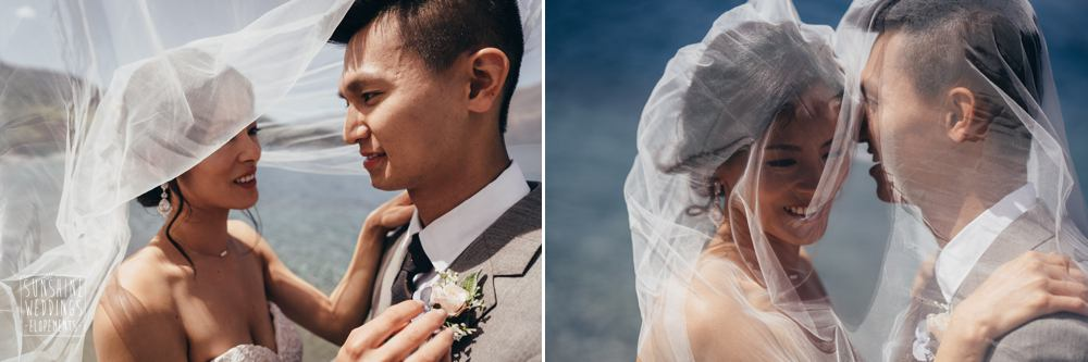 lakeside wedding photography Queenstown