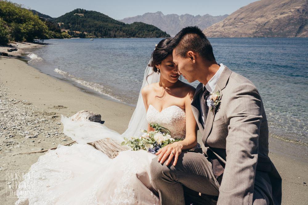 12 mile delta wedding photos Queenstown