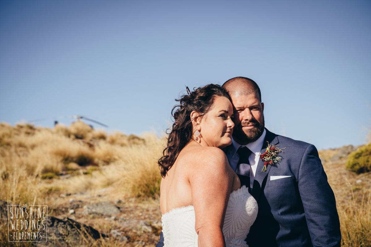 wedding couple mountain photographer
