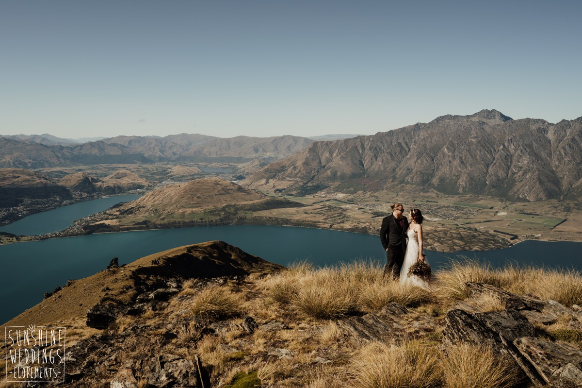nz mountain wedding packages