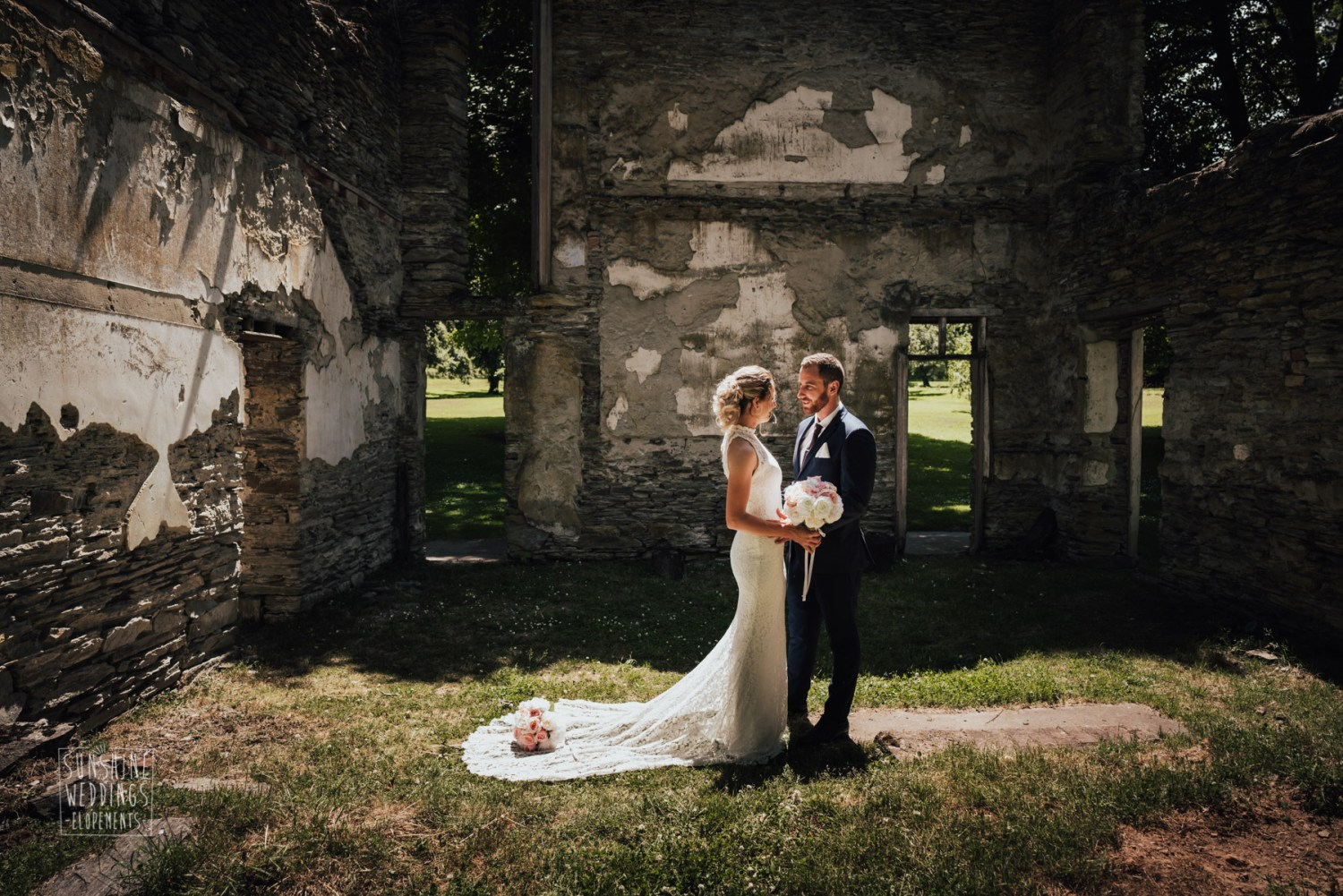Thurlby Domain wedding photographer