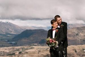 same sex wedding new zealand