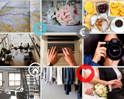 Montage Photo – Vision board