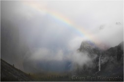 Rainbow and Bridalveil Fall