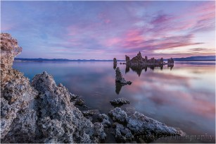 Before Sunrise, South Tufa, Mono Lake