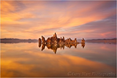 Stillness, South Tufa, Mono Lake