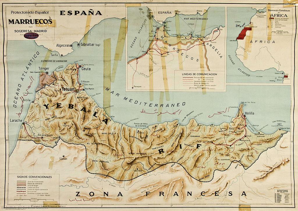 La hermandad de los asuntos pendientes: España y las reivindicaciones territoriales de Marruecos