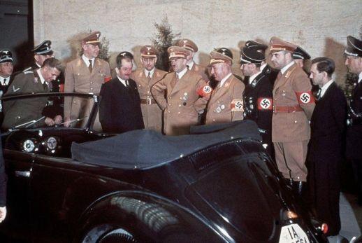 Porsche Hitler