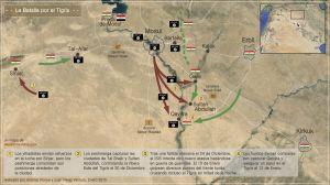 La Batalla por el Tigris