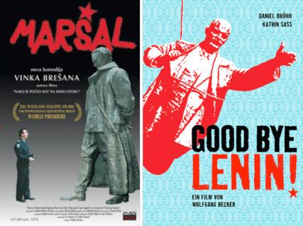 Tanto El Espíruto del Mariscal Tito, como Good Bye Lenin son excelentes productos cinematográficos que reflejan a la perfección las bases y contradicciones de la Yugonostalgia y la Ostalgie.