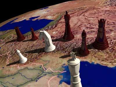 Los caprichos fronterizos de Oriente Próximo