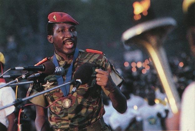 Thomas Sankara y el legado de Burkina Faso