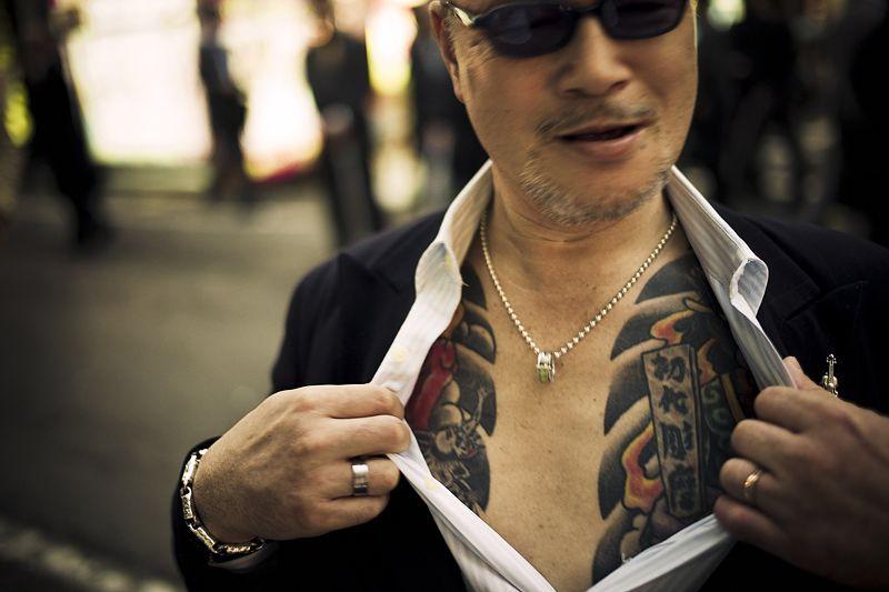 Yakuza: katanas, tatuajes y limusinas