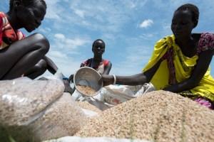El estigma de ser mujer en Sudán del Sur
