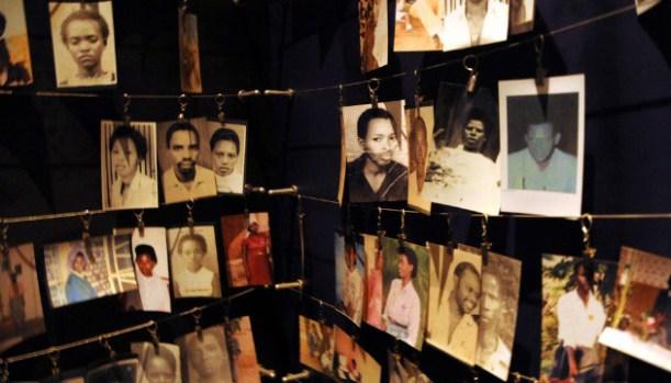 Kigali Genocide Memorial (Ruanda)/Getty Images