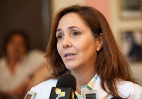 Mariela Castro (2015). Fuente: Getty Images