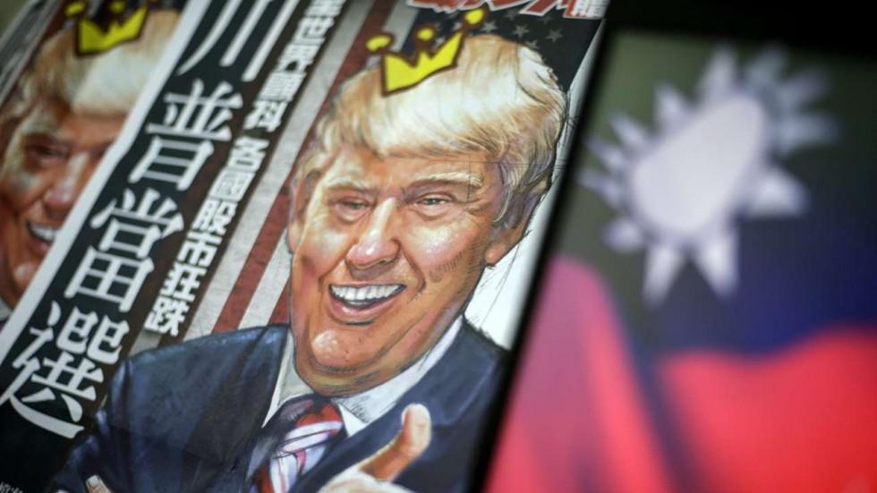 Taiwán, el polvorín de China y EE. UU.