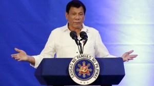 Rodrigo Duterte: la violencia como medio