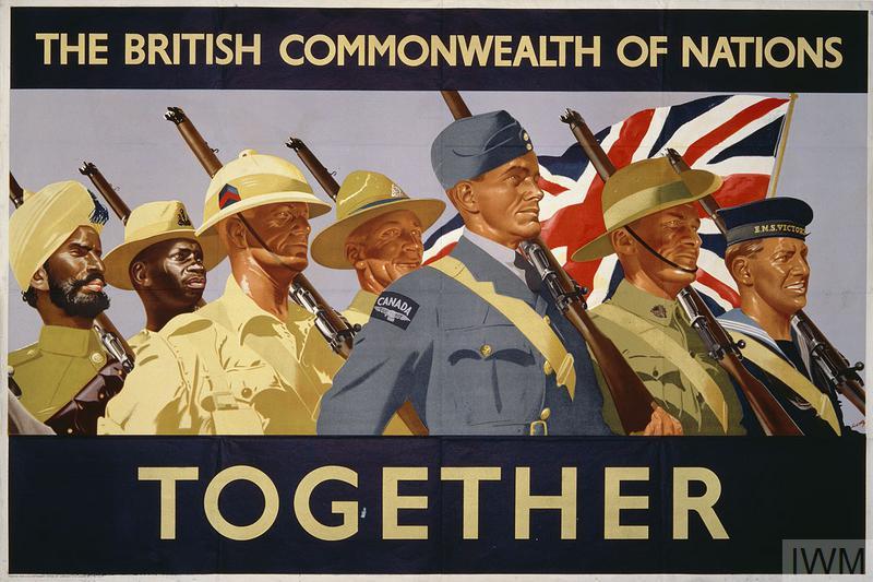 El legado del Imperio británico