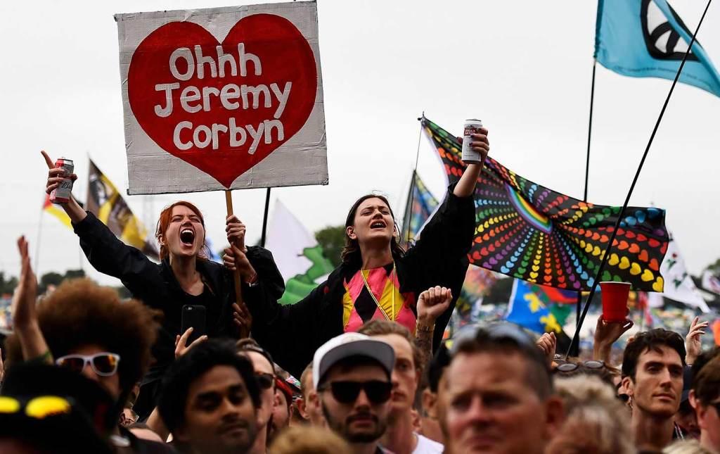 La revolución tras Jeremy Corbyn