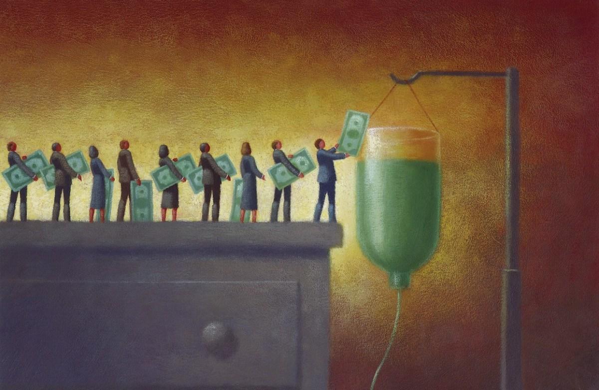 Médicos en Wall Street. El sistema sanitario estadounidense