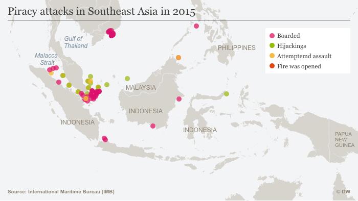 piratas 2015 sudeste asiatico