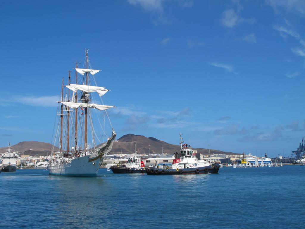Un rumbo para las Islas Afortunadas