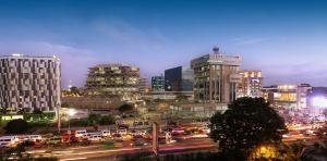 Mientras las ciudades crecen