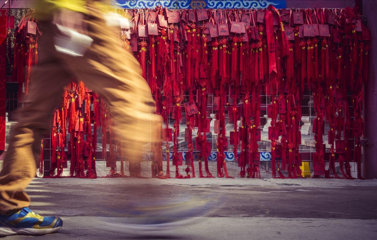 'Panem et circenses': cómo gobierna China