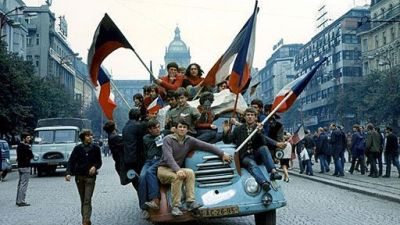 Primavera Praga república checa checoslovaquia