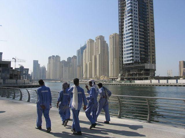 Cuando los inmigrantes son mayoría: los Emiratos Árabes Unidos