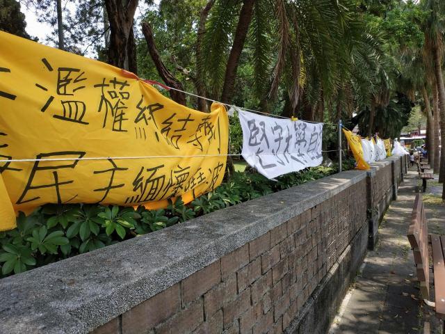 Las grietas tricolores de Taiwán