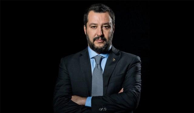 Salvini, dueño de Italia