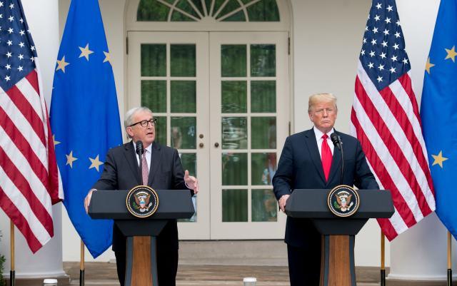 Trump, Juncker y la realpolitik transatlántica