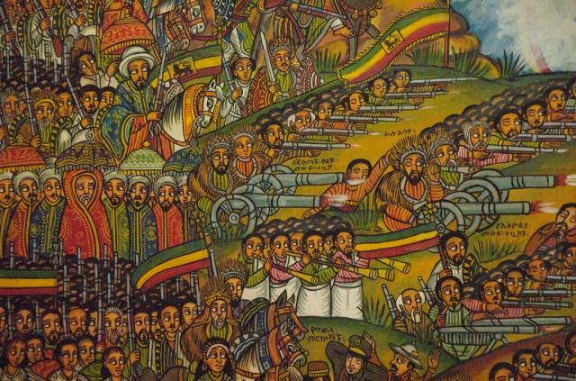 El origen del nacionalismo étnico en Etiopía