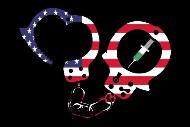 """La """"guerra contra las drogas"""" en Estados Unidos"""