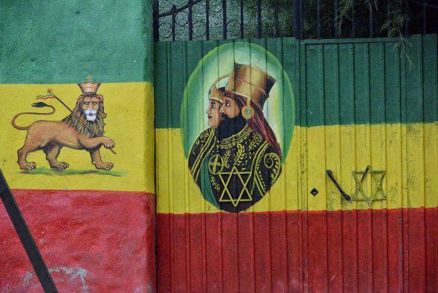 Rastafaris, el black power caribeño