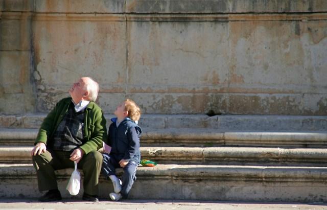 El coste del envejecimiento poblacional